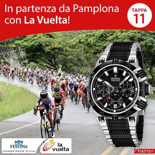 Tappa 11 di La Vuelta: 153,4 km dalla vivace città di Pamplona fino al silenzioso Santuario di San Miguel de Aralar sui Pirenei.
