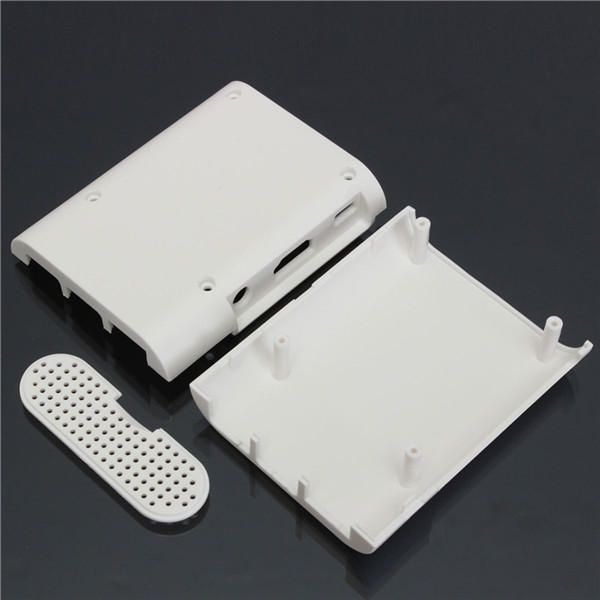 Screws GOOD For Raspberry Pi 3 Pi 2 Model B Protective ABS Case Box Enclosure