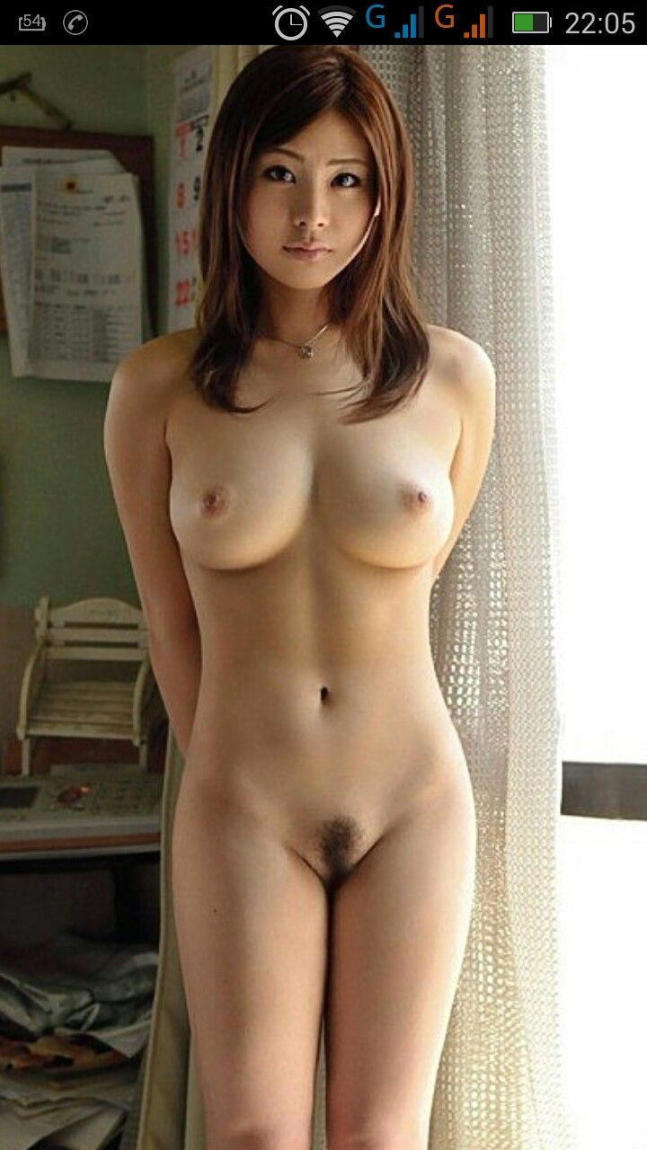 girl Naked japanees