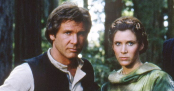 Carrie Fisher reveals in her new book, The Princess Diarist, that she had an affair with costar Harrison Ford while filming the first 'Star Wars' movie — details