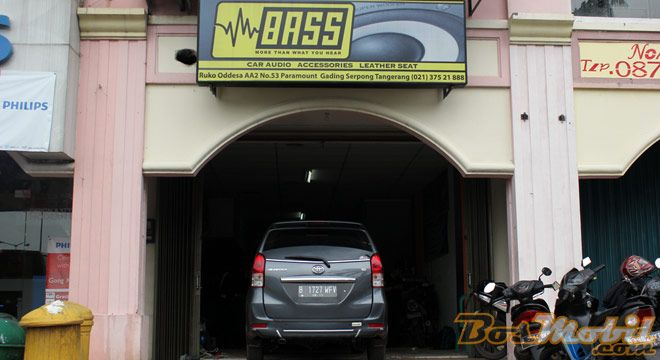 Bass Mobilindo : Inspirasi Sound Pressure Level #RumahModifikasi