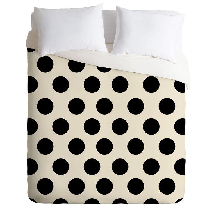 Allyson Johnson Classiest Cream Duvet Cover | DENY Designs Home Accessories