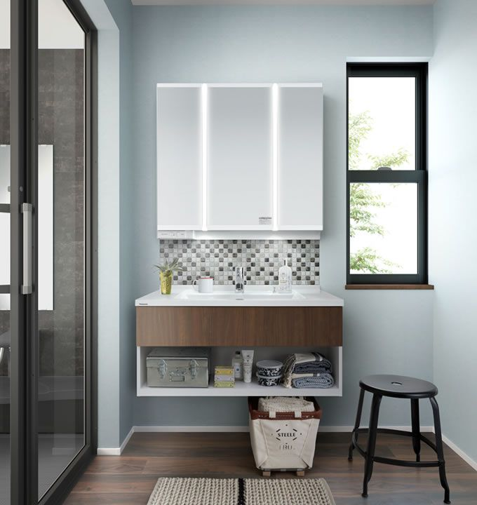 journal standard Furnitureとパナソニックが<br>新しい洗面空間を提案 | NEWS | journal standard Furniture