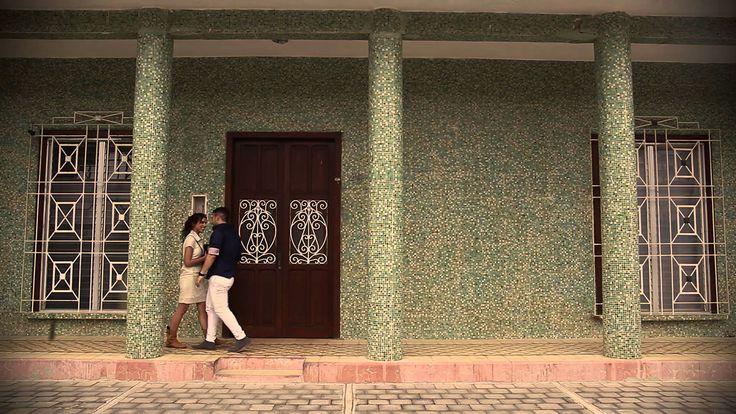 """DAHER - """"Gracias"""" (Video Oficial) - """"Canción romántica de la telenovela ..."""