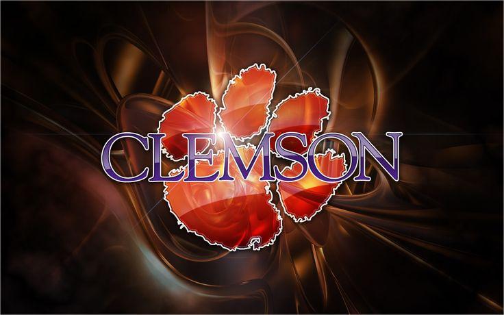 CLEMSON FOOTBALL WALLPAPER