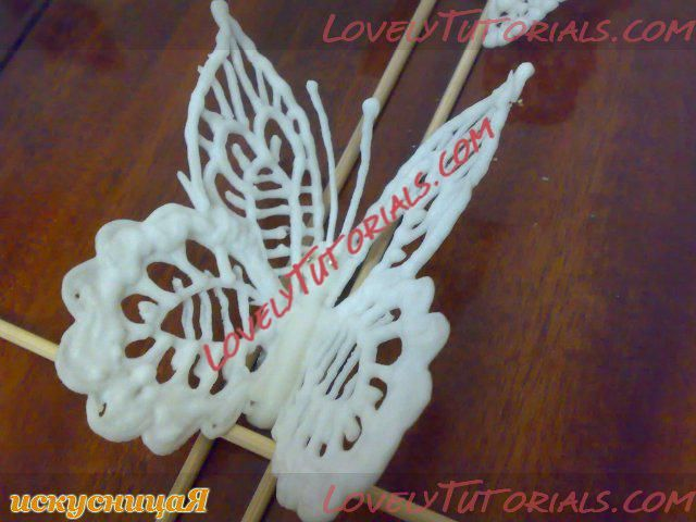 Cake Decorating Butterfly Template : ?????????