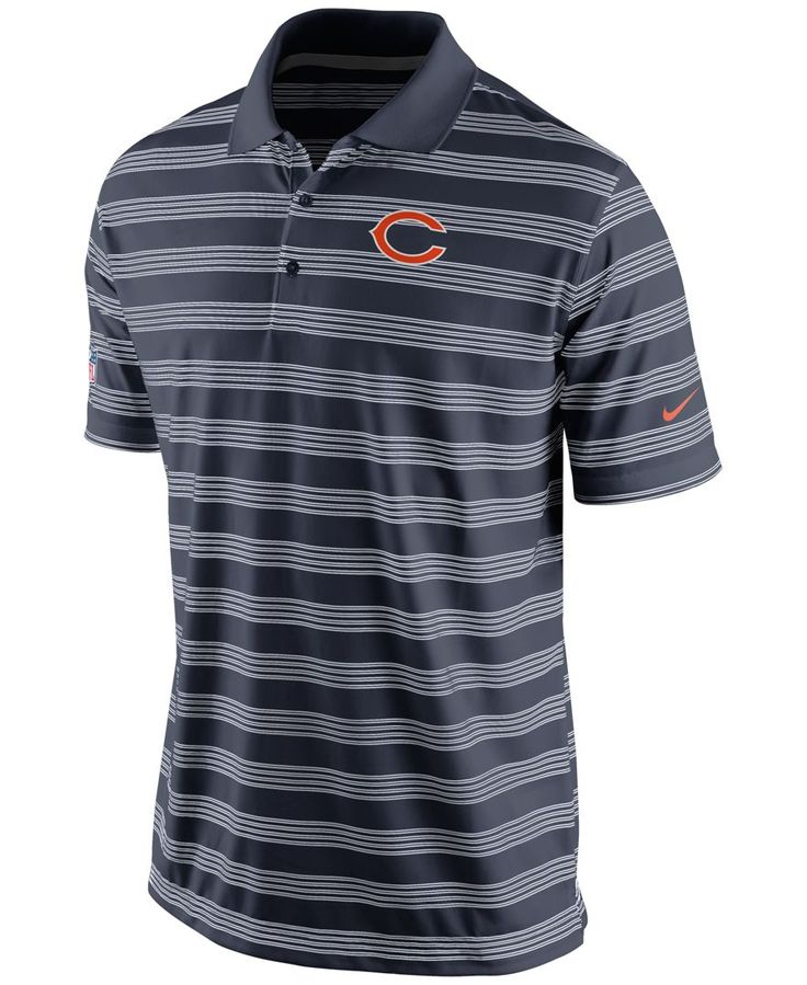 Nike Men's Chicago Bears Preseason Polo Shirt