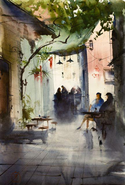 Ilya Ibryaev & Ahmet Oğraş | Artev Sanat Galerisi