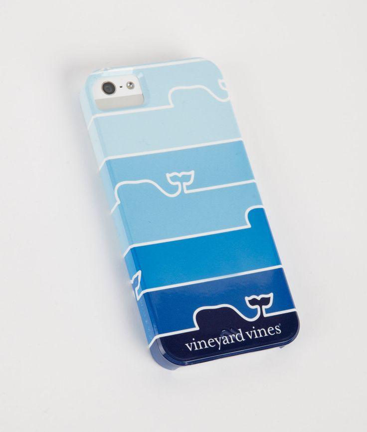 Whale Logo Accessories: Unique iPhone 5 Cases - Whale Line iPhone 5 Case- Vineyard Vines