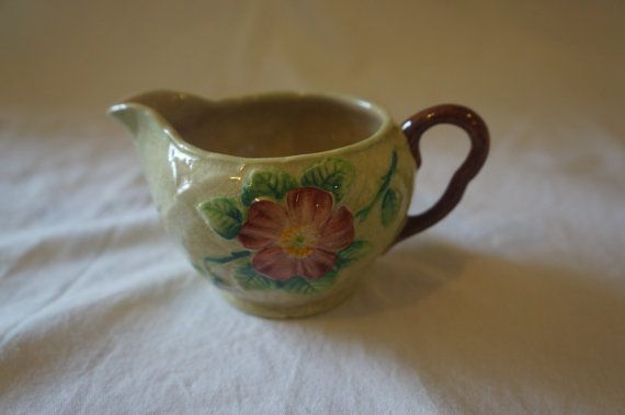 Carlton Ware Milk Jug by Alscollectables on Etsy