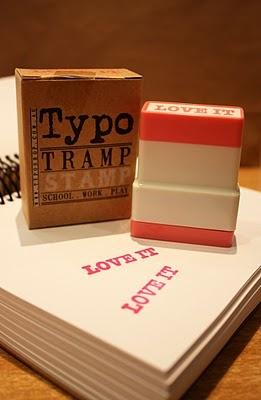 "Typo Tramp Stamp ""Love It"""