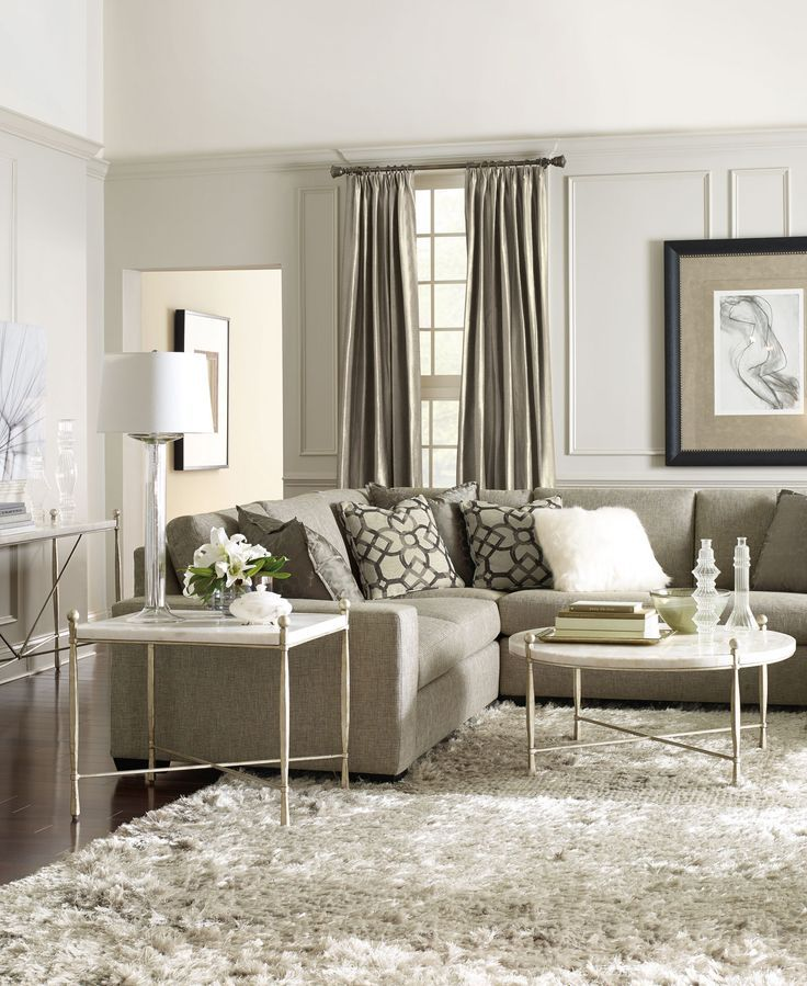 Weu0027re Feeling Anything But Gray About This Gorgeous Neutral Living Room  Furnished With The. Neutral Living RoomsWest Coast OrlandoShowroomFeelingsSofas