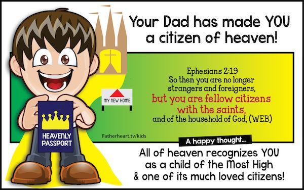 Embracing A Childlike Heart - fatherheart.tv