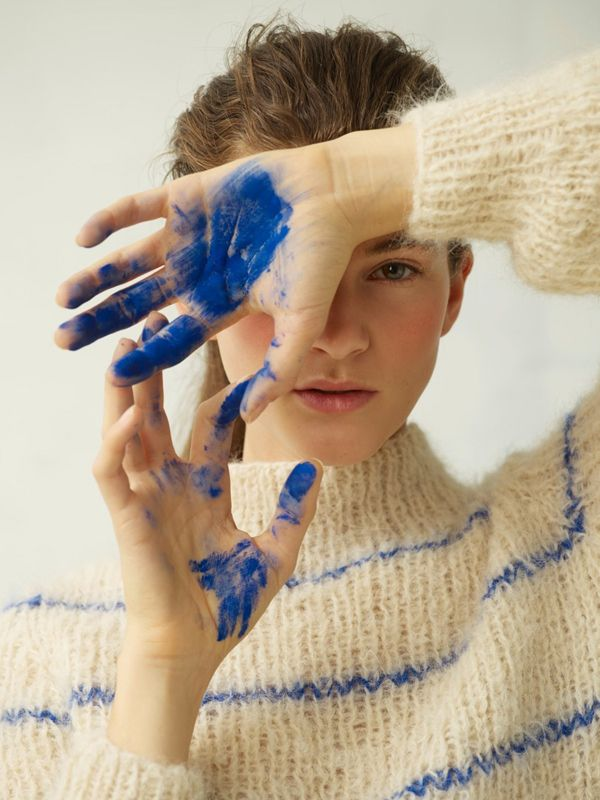 Garnpakke i Iris Alpakka fra Rauma Garn | Rauma, Sweater