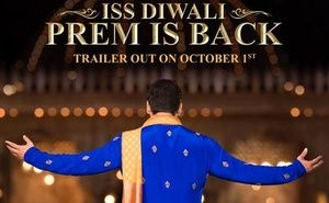 "The iconic 'prem' of ""Maine Pyar Kiya,"" ""Hum Aapke Hain Koun!"" and ""Hum Saath Saath Hain"" is back in his new Rajshri Productions' offering ""Prem Ratan Dhan Payo,"" affectionately called ""PRDP"" by fans, trade and the media."