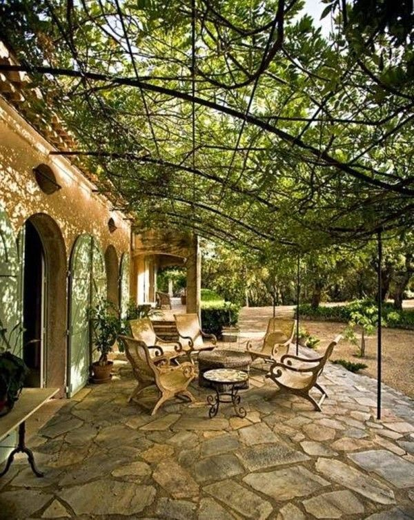 Inspired Patio Ideas | Homes and styles