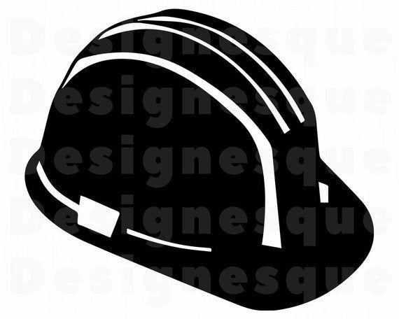 Construction Hat 2 Svg Hard Hat Svg Builders Hat Svg Etsy Construction Hat Svg Hard Hat