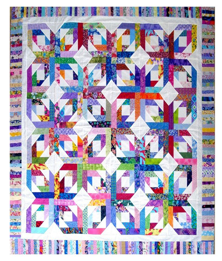 "I often mention in my classes that new quilters should pick up eBay quilt tops in order to practice their skills.  Today, I decided to pick up a few ""US-made quilt tops"" and quilt them as ""eBay Qui..."