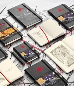 THE EPIC CONTINUES! The Hobbit Limited Edition Notebooks in NEW designs! Shop Today >