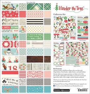 Under The Tree Collection Kit - October Afternoon - PRE ORDER