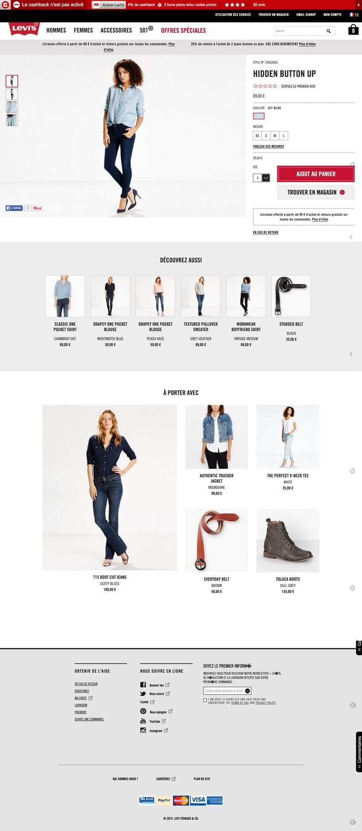 http://www.levi.com/FR/fr_FR/womens-clothing-tops/p/193630001