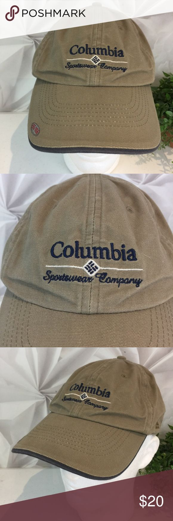 Columbia Sportswear Co Outdoor Hat EST 1938 This listing is for a Columbia Sportswear Co Outdoor Hat EST 1938 Olive Green OS   We LOVE finding unique and special hats ... of all kinds. Some are new and some have been pre-owned.   We sell NFL, NBA, NHL, and MLB hats. NCAA hats and NASCAR hats. And, we find other great hats like this one ...  Comes from a smoke free and pet free environment. Hat will be shipped in a box to prevent it from from getting crushed. Columbia Sportswear Co…