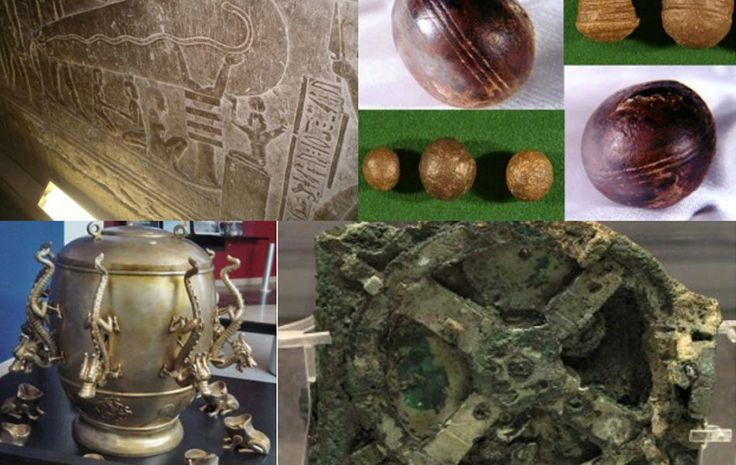 Are THESE Artifacts REAL Prove For Advanced Technology In Ancient Times?    https://spiritegg.com/artifacts-real-prove-advanced-technology-ancient-times/