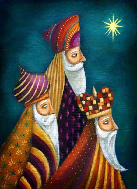 Los magos, abriendo sus cofres, ofrecieron regalos al Señor: oro, incienso y mirra. Aleluya. #Felizdiadereyes