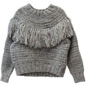 No pattern, just pure sweater awe.