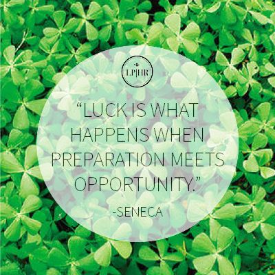 St. Pattys Day Luck Quote