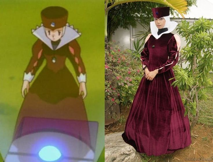 With a few minor changes, any Hijabi can take part in the Cosplay culture
