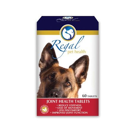 Regal Joint Health Tablets: 60's
