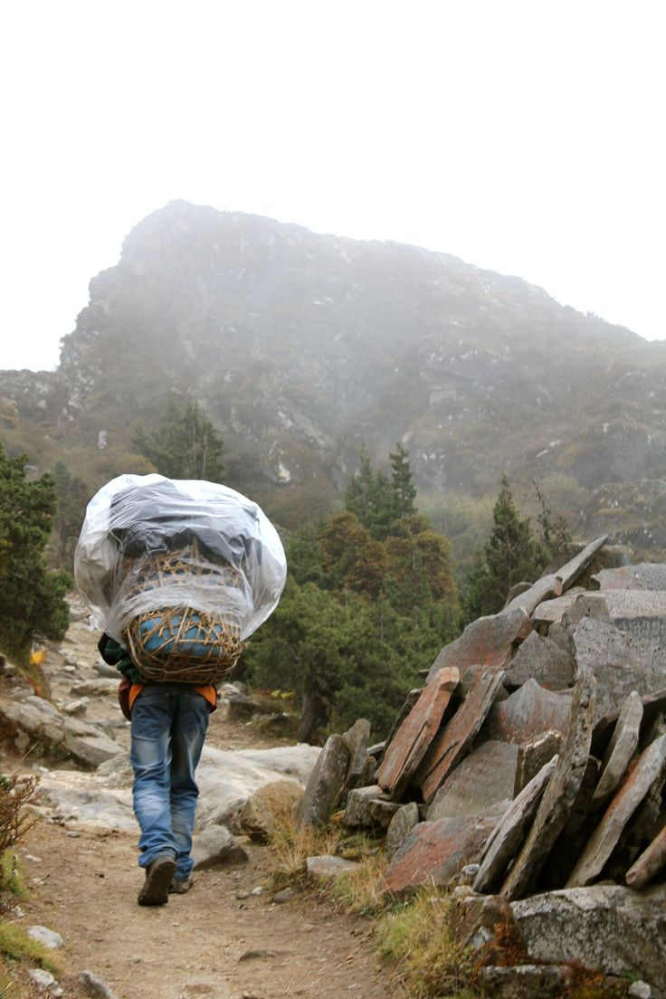 Everest Base Camp: A Travel Journal by Michelle Welsch - Exposure