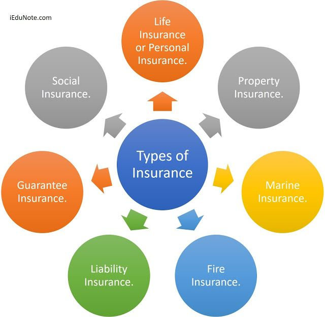 7 Types Of Insurance That You Must Know Car Insurance Personal