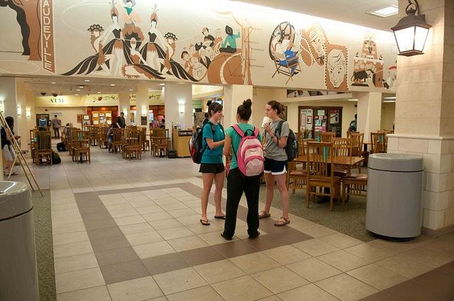 Student Union - University of Oklahoma Campus: Student Union, Colleges Bound Lif, Students' Union, Photo, College Junk