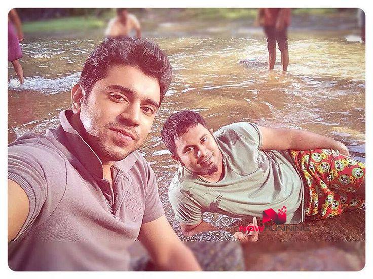 Nivin Pauly & Aju Varghese In  Oru Vadakkan Selfie.. such a gudd pair lloovv