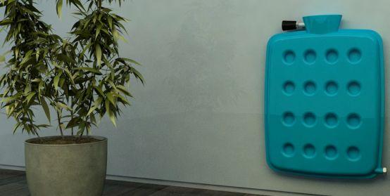 radiateurs design insolites bouillotte 2   21 radiateurs design insolites... et splendides   radiateur photo image design convecteur chauffa...
