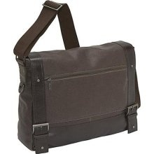 Kenneth Cole Canvas briefcase