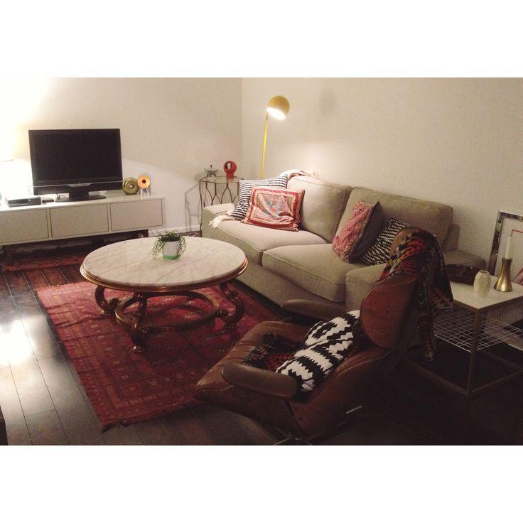 Ikea Retro Living Room