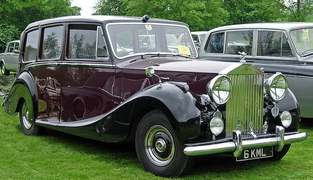 1954 State Landaulette by Hooper (chassis BLW92)