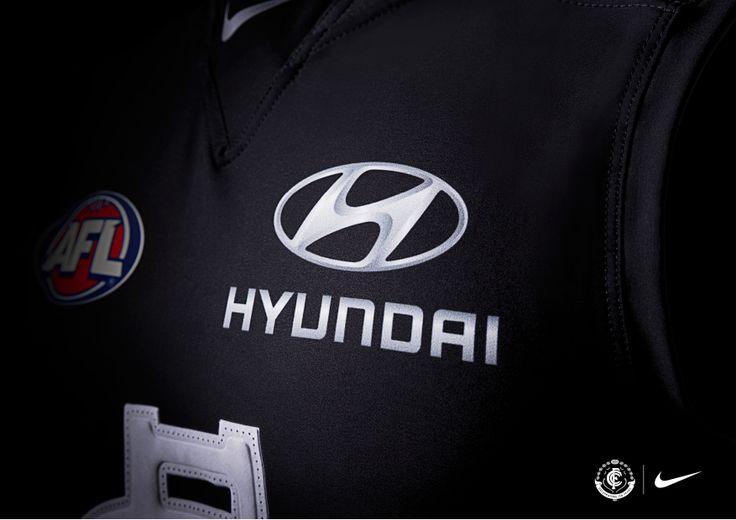 Each sponsor logo is printed in metallic to celebrate the milestone.