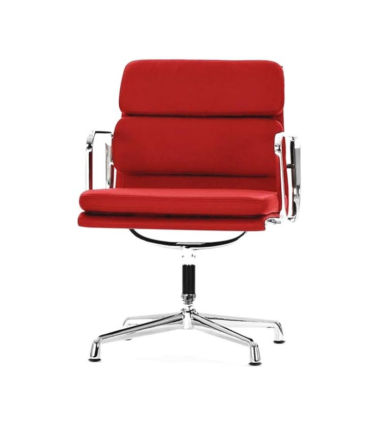 In premium Italian leathers on glide base (stationary four star), with swivel. Height: 70cmWidth:  55cmDepth:  58cmSeat Height: 47cm