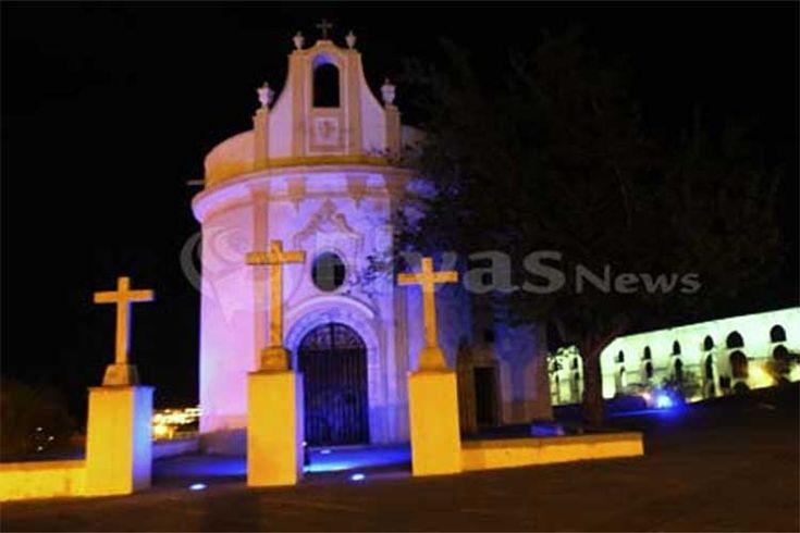 Igreja de Nossa Senhora da Nazaré vai estar iluminada de azul como forma de sensibilização para o autismo | Portal Elvasnews