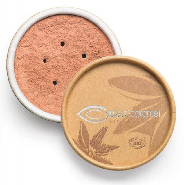 Fondotinta in Polvere Bio N°02 Beige Rosè #bio #makeup #beauty #shopping