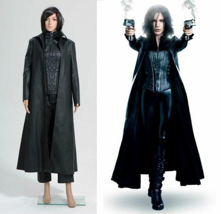 Underworld 4 Awakening Selene Costume Coat Corset Jacket Set Custom Made   eBay