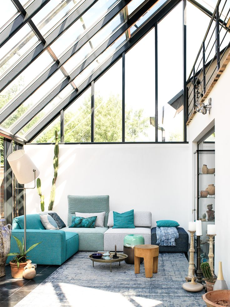 Montèl Flex | sofa | hoekbank | interior | design | interieur | wonen | living