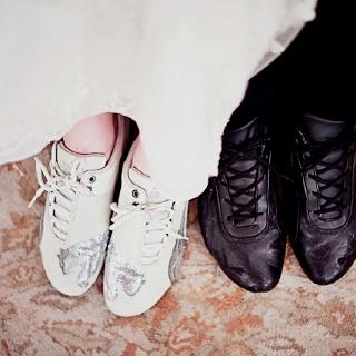 Puma wedding shoes | White sneaker