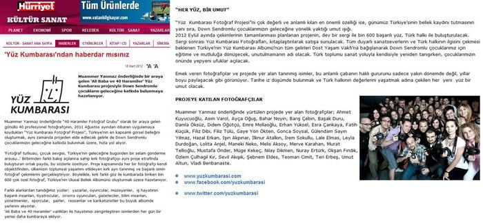 18 Mart 2012 tarihli Hürriyet Gazetesi  http://www.hurriyet.com.tr/kultur-sanat/haber/20152303.asp