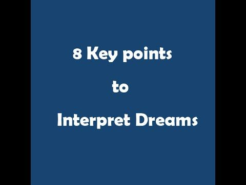 Kaya, a dream interpreter presents you a simple technique on how to decode the dreams. Know and learn the elements of dreams and decode the dreams.