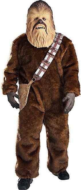 Disfraz de Chewbacca de Star Wars™ para hombre Disponible en: http://www.vegaoo.es/disfraz-de-chewbacca-de-star-wars-trade-para-hombre.html?type=product